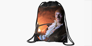 Shamolin drawstring bag